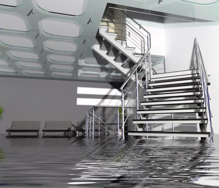 Commercial How To Address Water Damage at Your Commercial Property