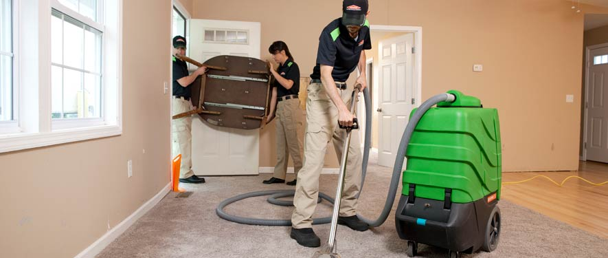 Spring Valley, CA residential restoration cleaning